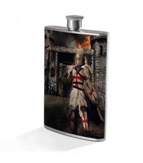 New Guardian Knight Templar in Stainless Steel