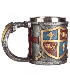 Cup Decorative Shield Medieval Swords and