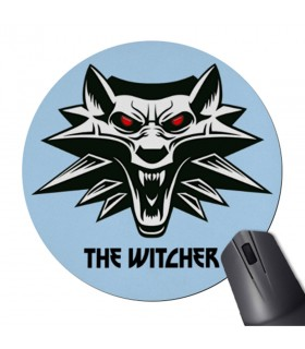 Mouse Mat Mouse Round The Witcher