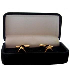 Cufflinks Masonic copper missing word