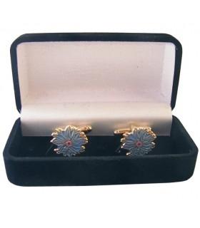 Cufflinks Masonic Cornflower with jeweler