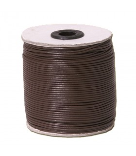 Lacing leather of goat, 100 m.