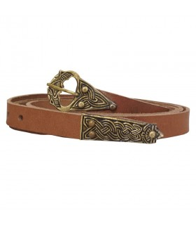Belt leather Middle Ages