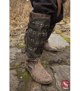 Grebas leather soldier medieval