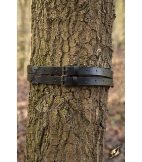 Belt medieval double, 120 cm