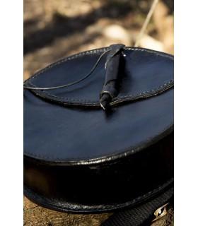 Bag Medieval Round black