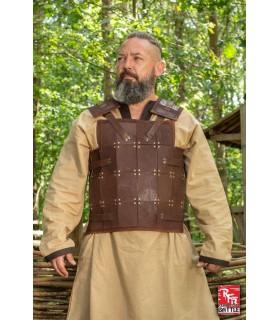 Medieval armor Warrior, leather