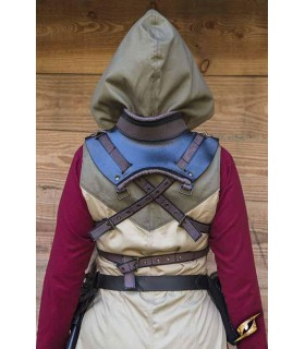 Medieval armor of cheeky, size M/L