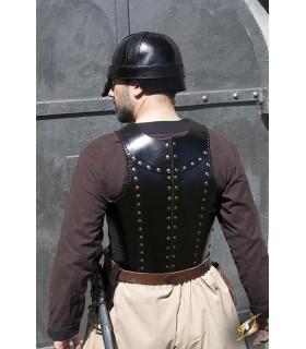 Armor medieval soldier
