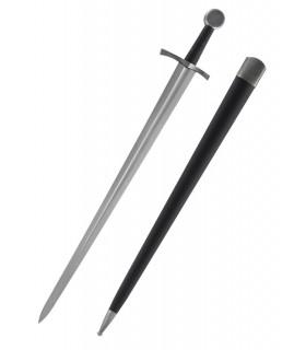 Medieval sword Tinker, razor-sharp