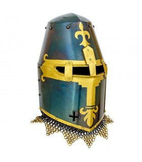 Great Helmet of Rieter van Kornburg