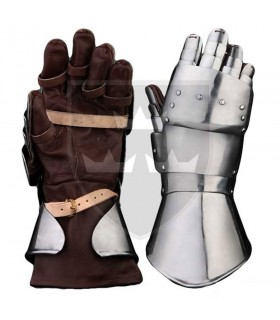 Gauntlets medieval articulated, S. XV