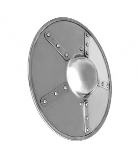 Shield riveted BattleReady, 30 cm