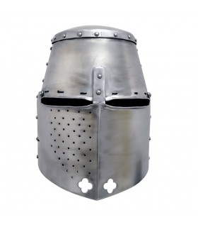 Great Helm, Templar, S. XIV