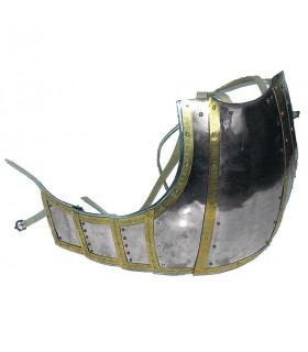 Armour medieval Churburg, Steel 1.6 mm