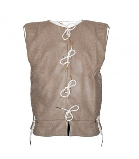 Vest medieval lace-up, S. XV