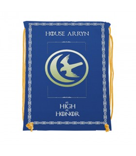 Backpack strings House Arryn Game of Thrones (34x42 cm.)