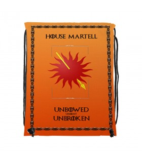 Backpack strings House Martell Game of Thrones (34x42 cm.)