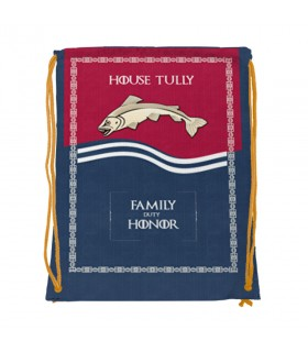 Backpack strings House Tully Game of Thrones (34x42 cm.)