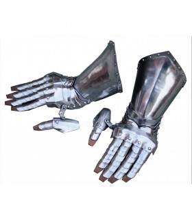 Gauntlets gothic articulated