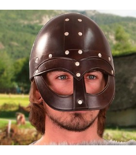 Helmet Viking Spathas, leather