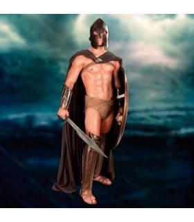 Grebas of Spartan, bronze finish