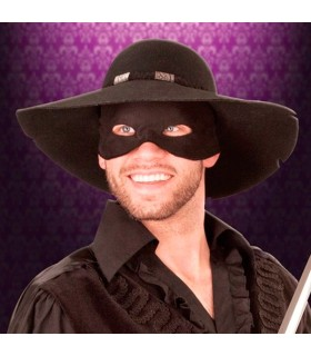 Medieval hat upholder of the law Don Juan