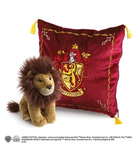 Cushion and plush house Gryffindor, Harry Potter