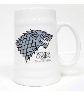 Beer mug Stark Game of Thrones