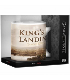 Jug Pottery King's Landing from Game of Thrones