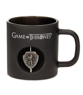 Cup black Glass house Lannister from Game of Thrones