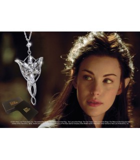 Pendant Arwen the Evening Star, the Lord of The Rings