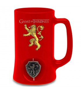 Jar red house Lannister from Game of Thrones
