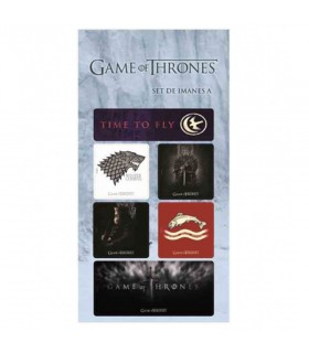 Set of Magnets from Game of Thrones (Series)