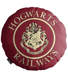 Round cushion Howgarts, Harry Potter (45x45 cm)