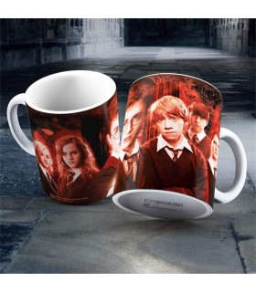 Mug Ceramic army Dumbledore of Harry Potter