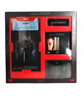 Set Official Gift of the Game of Thrones