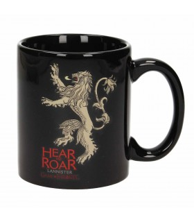 Cup Ceramic Hear Me Roar house Lannister from Game of Thrones