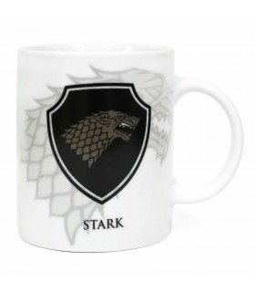 Cup Ceramic Shield Stark from Game of Thrones