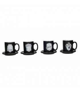 Set 4 Mini Tazas Cafe of Harry Potter