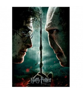 Puzzle of 1000 pieces of Harry Vs Voldemort Harry Potter