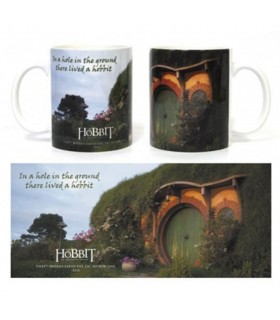 Ceramic mug The Hobbit Hobbitton