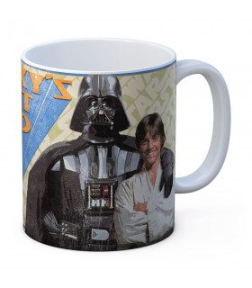 Ceramic mug Galaxy's Best Dad Star Wars