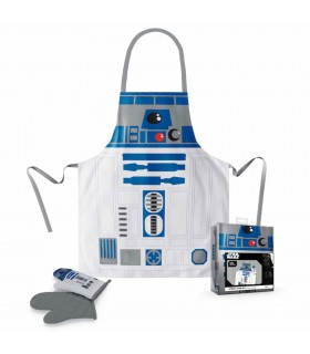 Apron and mitten R2-D2 from Star Wars