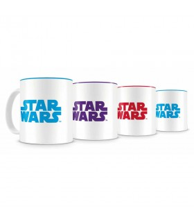 Set Resistance 4 mini cups coffee ceramic Star Wars EP VIII