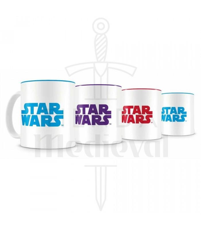 Set Resistance 4 mini cups coffee ceramic Star Wars EP VIII