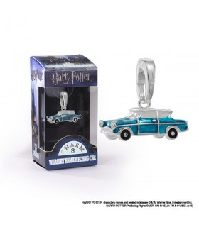Hanging Car Weasley, Lumos, Harry Potter