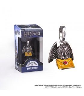 Pendant Owl Messenger, Lumos, Harry Potter