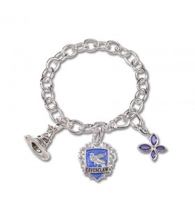 Bracelet house Ravenclaw, Lumos, Harry Potter
