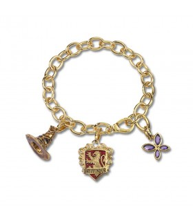 Bracelet house Gryffindor, Lumos, Harry Potter